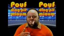 Pouf Ding-Pif Mioum!
