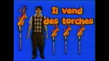 Il vend des torches