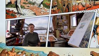 François Miville-Deschênes : quand chaque planche est une œuvre d'art