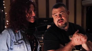 Angel Forrest - Rencontre avec Shane Murphy pour Angel's 11