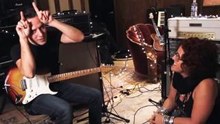 Angel Forrest - Rencontre avec Corey Diabo pour Angel's 11