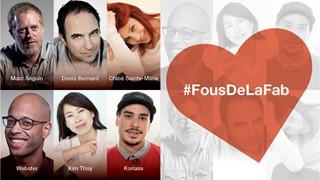 Tous #FousDeLaFab!
