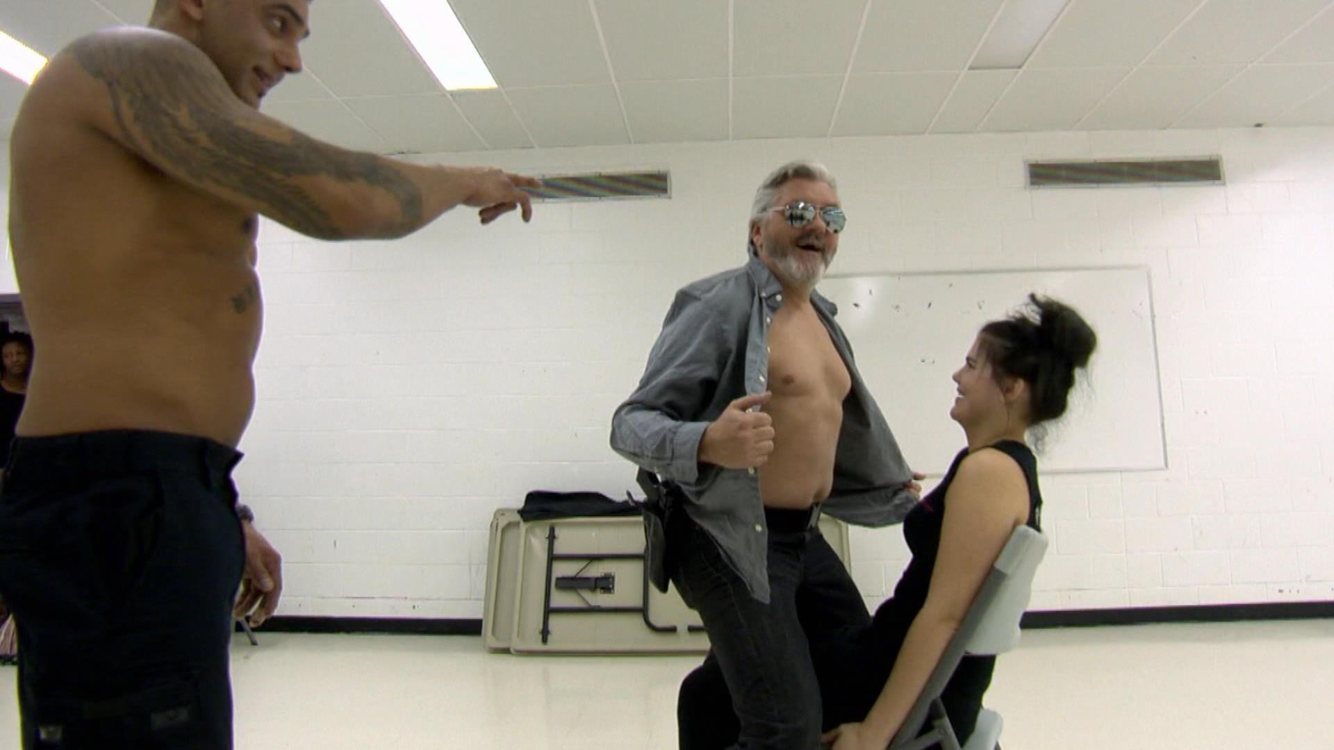 Danseur Nu Québec