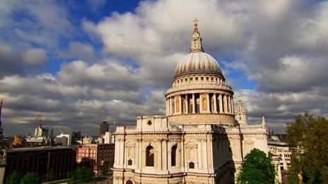 La Cathédrale St-Paul de Londres