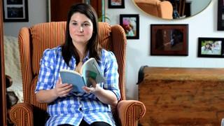 Erika Soucy | Poète, auteure et fille de la Côte-Nord