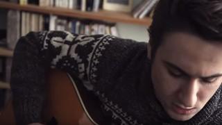 Cédrik St-Onge interprète « Un hiver à l'année longue »