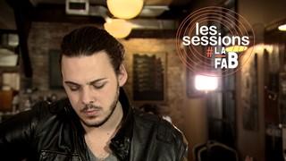Jonny Arsenault | Maison jaune | Les Sessions #LaFab