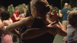 Tango dans les parcs | Danser les soirs d'été