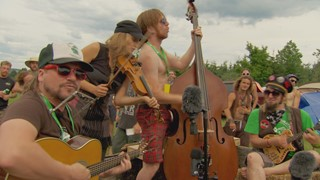 Québec Redneck Bluegrass Project à Woodstock en Beauce