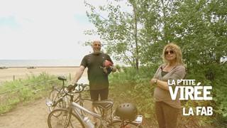 La p'tite virée au Lac-Saint-Jean de Danielle Dubé et Yvon Paré