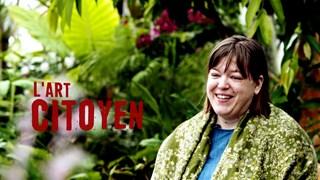 L'Art citoyen | Les plantes de bureau de Catherine Lescarbeau
