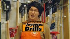 La Quincaillerie Les Joyeuses Drills