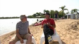 Reportage sur le Beachclub