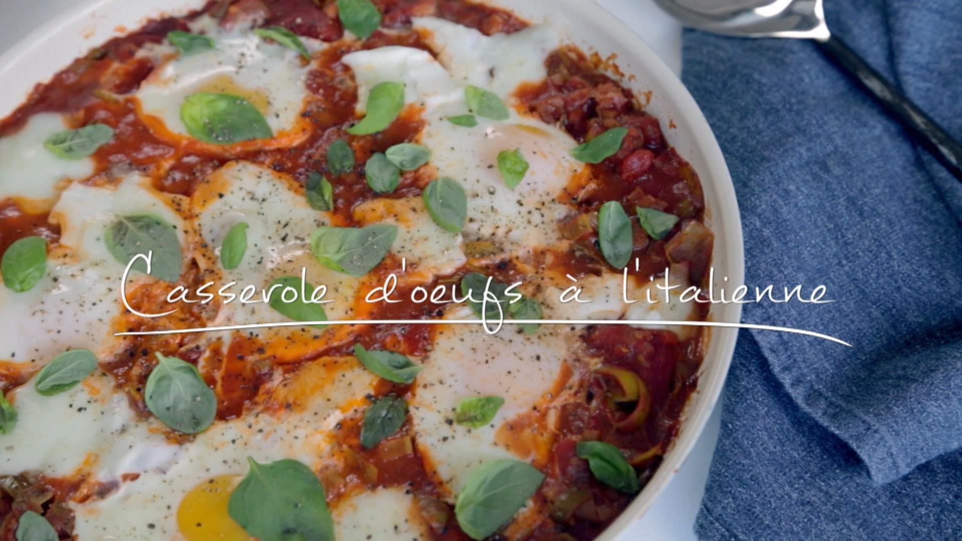Casserole d 39 oeufs l 39 italienne cuisine fut e parents for Cuisine a l italienne