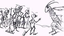 La cigale va aimer : toutes les fourmis ne seraient pas si vaillantes que ça.