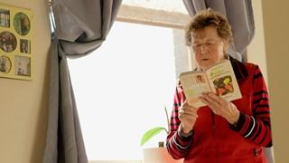 Jeannine Langlois, vivre la passion à 70 ans