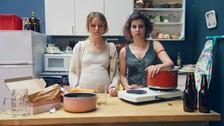 Cuisine fuckée parents poqués