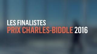 Finalistes 2016 | Prix Charles-Biddle
