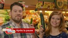 Le marché d'épicerie (trucs de grand-mère)