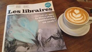 Lancement de la nouvelle revue Les libraires