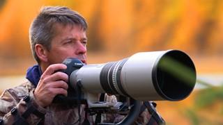 Luc Farrell, le photographe ami des bêtes