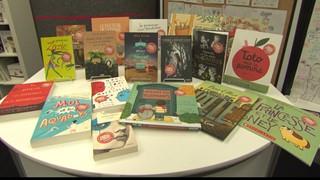 Les finalistes du Prix Jeunesse des libraires du Québec