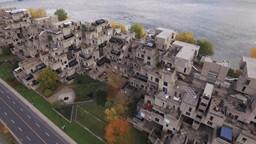 Habitat 67 : comment cet assemblage de blocs de béton tient-il en place?