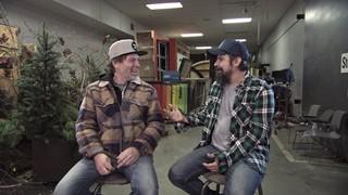 Fred Fortin et Robin Aubert collaborent pour un vidéoclip