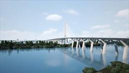 À quoi sert la structure sur le futur pont Champlain? Est-ce simplement décoratif?