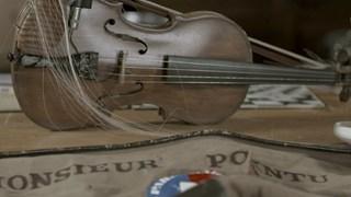 Manuel Castilloux et le violon de Monsieur Pointu | Les Sessions #LaFab