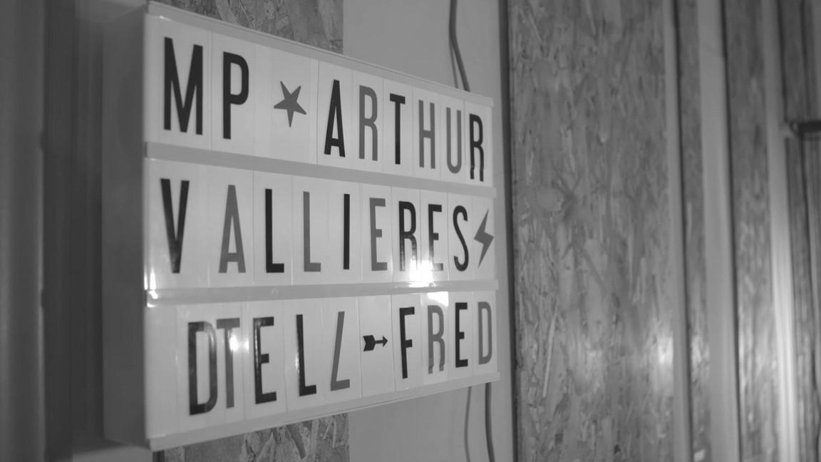 Les coulisses de Louis-Jean Cormier, Marie-Pierre Arthur, Vincent Vallières, Fred Fortin et Diane Tell
