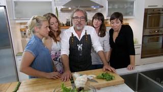 Chef au féminin : Audrey Blais, Isabelle Deschamps-Plante, Gita Seaton