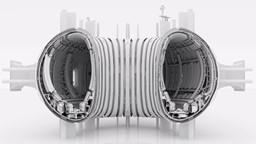 Une centrale à fusion nucléaire pour produire de l'énergie sans déchets radioactifs.