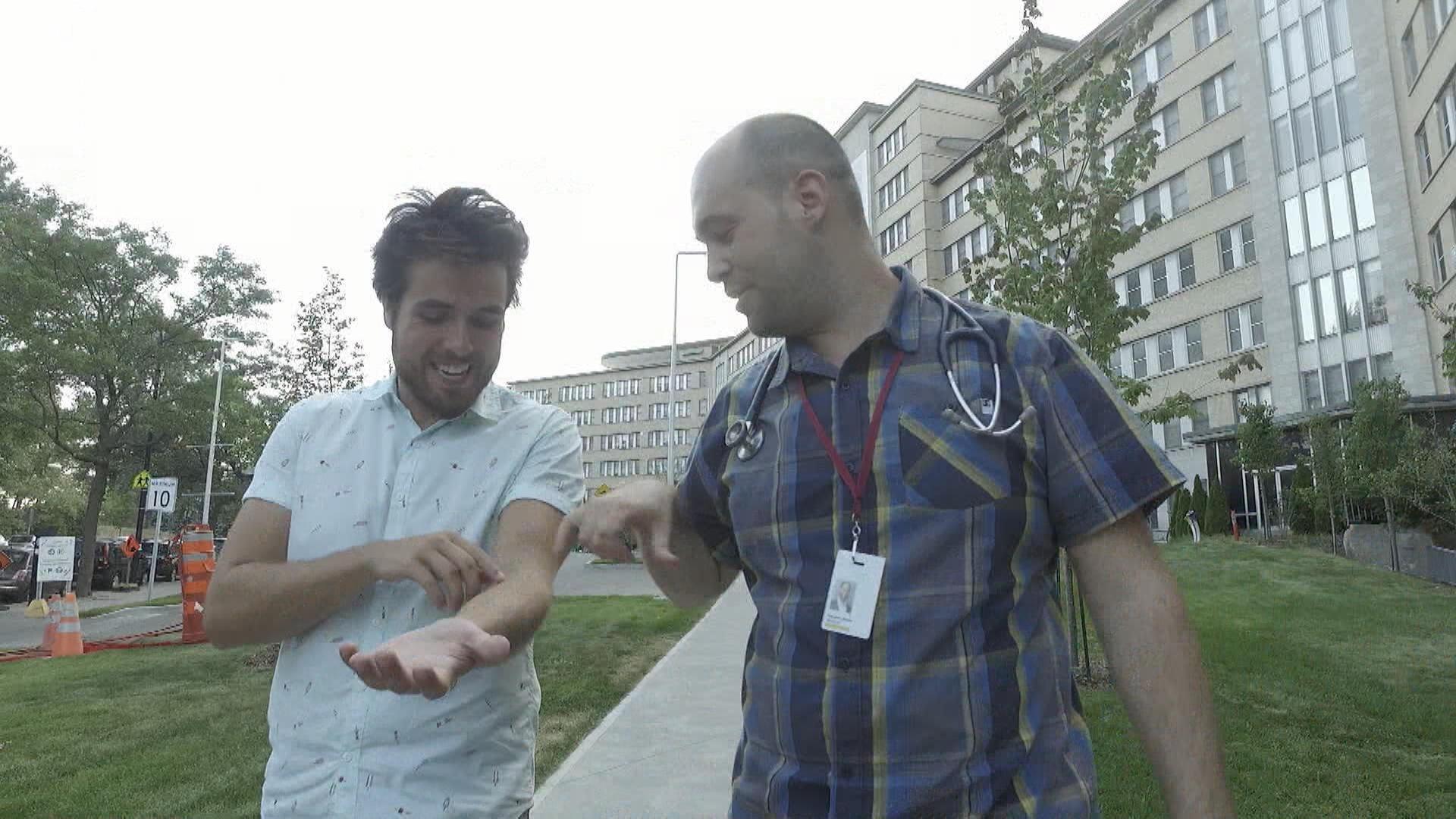 Test d'allergie (partie 2) | Cochon dingue | Zone Vidéo Télé-Québec