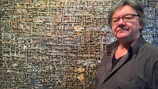 Yves Paré : construire la peinture