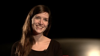 Léna Mill-Reuillard, lauréate du prix « Œuvre de la relève à Montréal 2016 » du CALQ