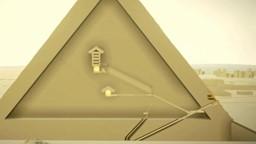 Une nouvelle cavité découverte dans la pyramide de Kheops grâce à des techniques de pointe.
