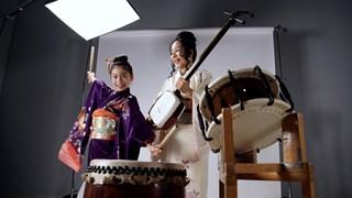 Sasha et Ryoko | La puissance et la grâce