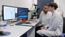 Marianne au labo : découverte de cellules en état d'inflammation dans le cerveau de personnes déprimées.
