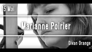 Marianne Poirier - Festival Vue sur la Relève 2017