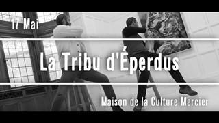 La Tribu d'Éperdus au Festival Vue sur la Relève 2017