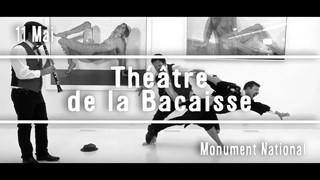 Théâtre de la Bacaisse au Festival Vue sur la Relève 2017