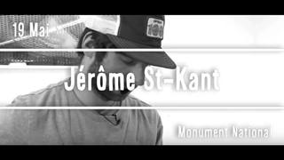 Jérôme St-Kant - Festival Vue sur la Relève 2017