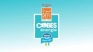 Le défi des Cubes énergie avec Cochon dingue