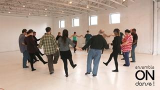 Les débuts d'Ensemble ON danse! (1re partie)