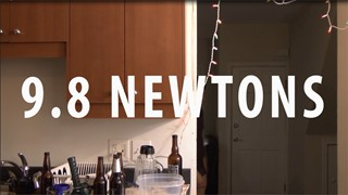 « 9.8 Newtons » au 24e Intercollégial de cinéma étudiant