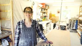 Maude Blais, céramiste et créatrice de bonheur