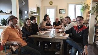 Les Chemins d'écriture à Tadoussac | Destination Chanson Fleuve
