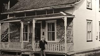 Habiter un musée : la maison Arthur Villeneuve