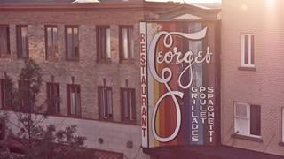 Le restaurant chez Georges